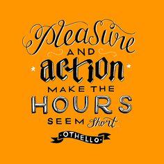 Pleasure & Action