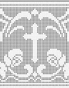 Altar filet crochet