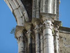 The Convento da Ordem do Carmo or Carmo Convent is a medieval convent that was ruined in the 1755 Lisbon earthquake. This is a must see during your stay. Burj Khalifa, Lisbon, Medieval, Portugal, Arch, Detail, Building, Longbow, Buildings