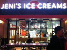 Jeni's Ice Cream, Columbus Ohio. The best ice cream in the country!