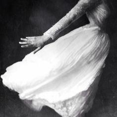"""…she burnt like a dead white star."" - Virginia Woolf"