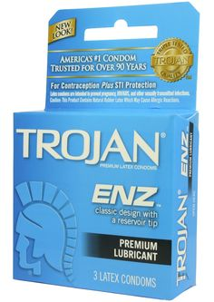 What Size Are The Blue Trojan Condoms