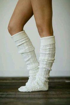 Sweater socks.
