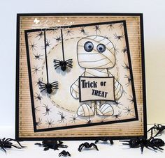 Digi Stamp Boutiquwe: Halloween characters by Kerry Cox