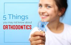 Things You May Not Know About Orthodontics. Find out here. #Bravelily #Healthblog #Orthodontics #Dentistry #Healthcare