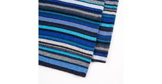 Buy Paul Smith Men's Blue Signature Stripe Wool-cashmere Scarf, starting at €120. Similar products also available. SALE now on!