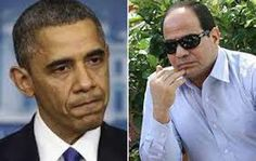 Sisi to President Obama: We are fighting a war against terrorism, and Egypt needs U.S. support