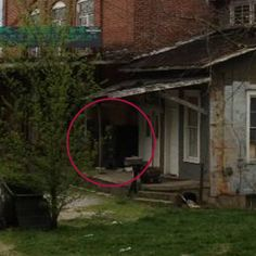 Real Ghost Pictures: The Old Abandoned Mill in Georgetown