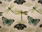 Richloom Bellgrave Teal Fabric