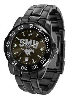 SMU Mustangs Fantom Sport Watch
