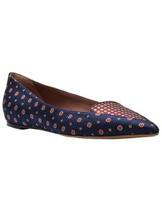 f52531ba2052 TABITHA SIMMONS - Tie Belgian Loafer Tabitha Simmons