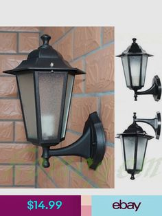 Lights & Lighting Creative Solar Power Garden Light Led Outdoor Wall Lamp Garage Patio Wall Light Pir Motion Sensor Light Buitenverlichting Courtyard Lamp Led Lamps