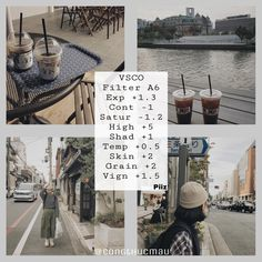 Discover recipes, home ideas, style inspiration and other ideas to try. Vsco Photography, Photography Filters, Vsco Hacks, Vsco Effects, Best Vsco Filters, Vsco Themes, Photo Editing Vsco, Aesthetic Filter, Photo Processing