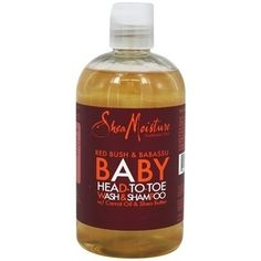 Shea Moisture Red Bush & Babassu Baby Head-To-Toe Wash & Shampoo 12 oz $9.45   Visit www.BarberSalon.com One stop shopping for Professional Barber Supplies, Salon Supplies, Hair & Wigs, Professional Products. GUARANTEE LOW PRICES!!! #barbersupply #barbersupplies #salonsupply #salonsupplies #beautysupply #beautysupplies #hair #wig #deal #promotion #sale #SheaMoisture #RedBush #Babassu #Baby #HeadToToe #Wash #Shampoo
