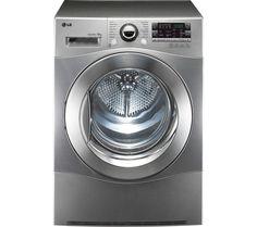 LG RC8055EH2M Heat Pump Tumble Dryer