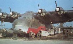 me 323 | Me 323 Gigant: der gigantische Luftwaffentransporter