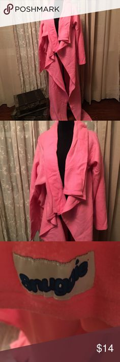 SNUGGIE Cute Snuggie, in great condition, keep yourself warm with this while watching tv or just relaxing, great for the fall/winter. Intimates & Sleepwear