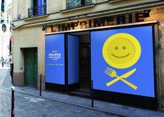 """Ikea se lance dans un nouveau projet: transformer le temps d'un week-end, une imprimerie en épicerie suédoise éphémère: """"Mums"""" épicerie. Pendant deux jours les Parisiens pourront déguster et acheter les produitsfoodde l'enseigne suédoise. Au programme également: des ateliers culinaires. Le #popupstore promet d'êtreludique,décalé et convivial."""