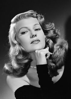 Rita Hayworth - Cosmopolitan.com Makeup tips of Stars