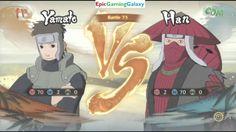Naruto Shippuden Ultimate Ninja Storm 4 Matches Of Captain Yamato VS Jinchuriki On Super Hard