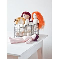 New Book: My Rag Doll - icandy handmade