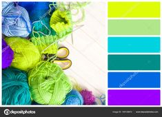Also, just a palette of my favorite colors. My Favorite Color, My Favorite Things, Photo Library, Color Inspiration, Palette, Bright, Stock Photos, Illustration, Colors