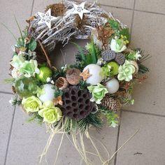 Vianočný veniec 35cm pre Niku-rezerve / anad333 - SAShE.sk - Handmade Dekorácie