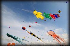23 huge kite festivals around the world - Matador Network