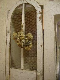 Wire Door