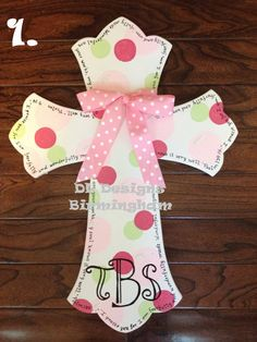 Hey, I found this really awesome Etsy listing at http://www.etsy.com/listing/110134458/custom-baby-girl-cross-hospital-door