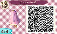 """"""" Pink Coat with Scarf (Original) """" I don't have the non-scarf version, it looked silly. Anyway, this is my current primary outfit, and was designed after my new winter coat I got recently. It's super..."""
