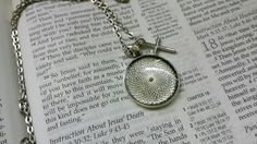 Mustard Seed Necklace Mustard Seed Faith by MinsBoutique on Etsy