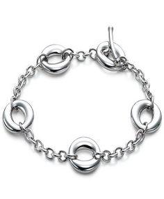 Tiffany And Co Elsa Peretti Five Sevillana Bracelet #jewelrylover