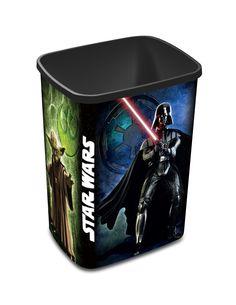Curver Odpadkový koš Star Wars, 25 l - černý Star Wars, Deco, Storage, Design, Products, Purse Storage, Larger, Decor, Deko