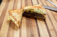 Cowboy Breakfast Sandwiches Recipe on Yummly. @yummly #recipe