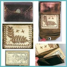 SHAKER SOCIETY SEWING KITS OF LEATHER - Yahoo Image Search Results