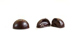 Fresh Chocolates - Gianduja Dome Restaurant Recipes, Melting Chocolate, Chocolates, Stud Earrings, Fresh, Food, Melt Chocolate, Chocolate, Stud Earring