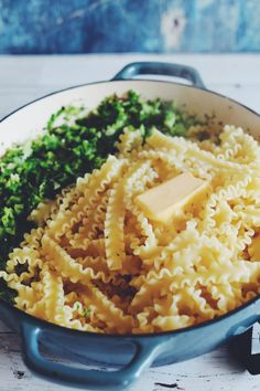 Garlic Broccoli Pasta with Red Pepper Flakes - Grilled Cheese Social