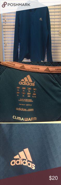adidas men's running jacket Great condition! adidas Jackets & Coats Lightweight & Shirt Jackets