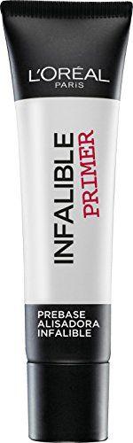L'Oréal Paris Infaillible Base de Maquillage Primer – 35 ml Maybelline, Rimmel, Nyx, L'oréal Paris Infaillible, Loreal Paris, Texture, Editorial Fashion, Make Up, Products