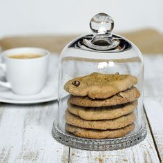 Soft and Yummy Chocolate Chip Cookies
