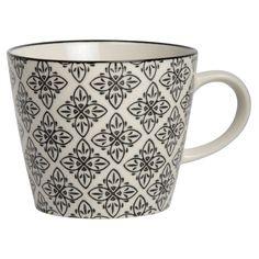 Tasse mit Henkel aus der Casablanca Serie von Ib Laursen.
