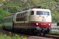 Alle Größen | D DB 103-235-8 Oberwesel 12-09-2014 | Flickr - Fotosharing!