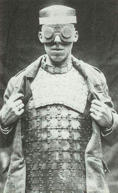 1917: Early Bulletproof Vest