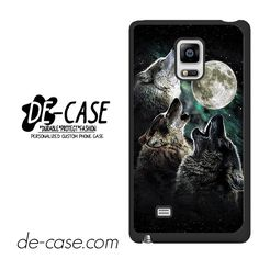 Three Wolf Moon DEAL-11212 Samsung Phonecase Cover For Samsung Galaxy Note Edge