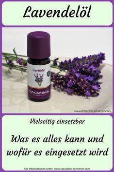 Lavendelöl When it comes to lavender oil, many think directly of its calming effect. But lavender oil can do so much more. Learn about the many possible applications for this # Lavender oil Big Chop Natural Hair, Thick Natural Hair, How To Grow Natural Hair, Natural Hair Tips, Natural Hair Inspiration, Natural Hair Journey, Natural Hair Styles, Best Natural Hair Products, Natural Hair Regimen
