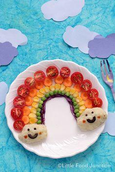 Little Food Junction: Rainbow