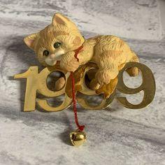 Hallmark Christmas Ornaments, Hallmark Keepsake Ornaments, Sleeping Kitten, Cat Ring, Brown Horse, Photo Holders, Movie Props, Vintage Disney, Disney Art