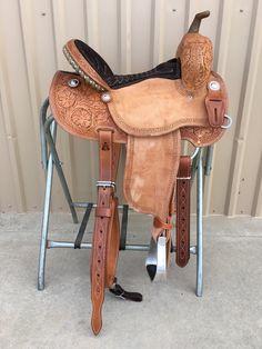 CSB 547 Corriente Barrel Saddle