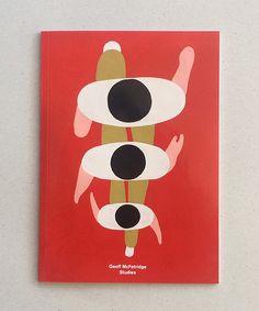 "Juxtapoz Magazine - Geoff McFetridge ""Studies"" zine by Nieves"